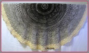 Merinelle's handspun Girasole
